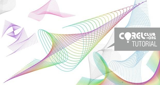 Tutorial Formas lineales abstractas - Gradient Mesh