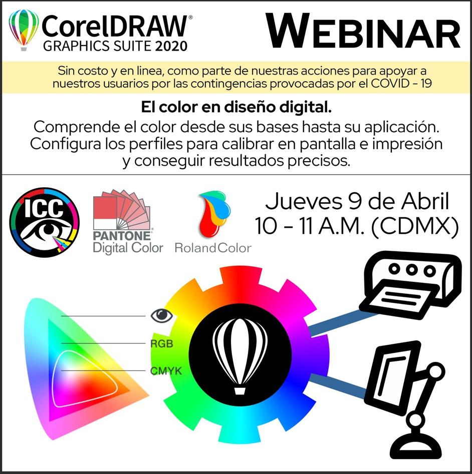 Webinar el color en diseño digital